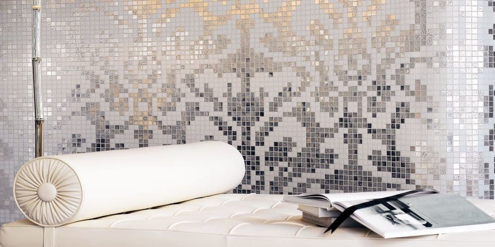 mosaico decoro rivestimento